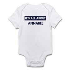 All about ANNABEL Infant Bodysuit