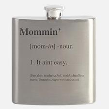 Cute Mom Flask