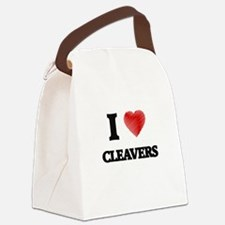 cleaver Canvas Lunch Bag