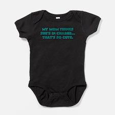Jokes Baby Bodysuit