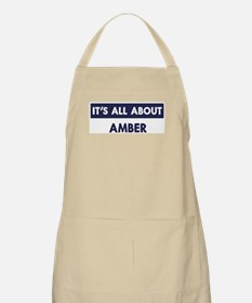 All about AMBER BBQ Apron