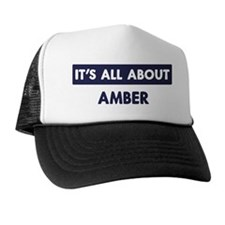 All about AMBER Trucker Hat