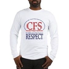 CFS Respect & Warning Long Sleeve T-Shirt