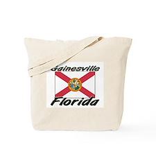 Gainesville Florida Tote Bag