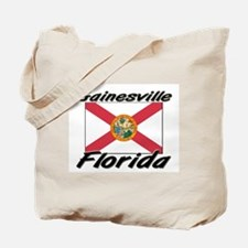Gainesville Florida Tote Bag