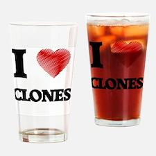 clone Drinking Glass