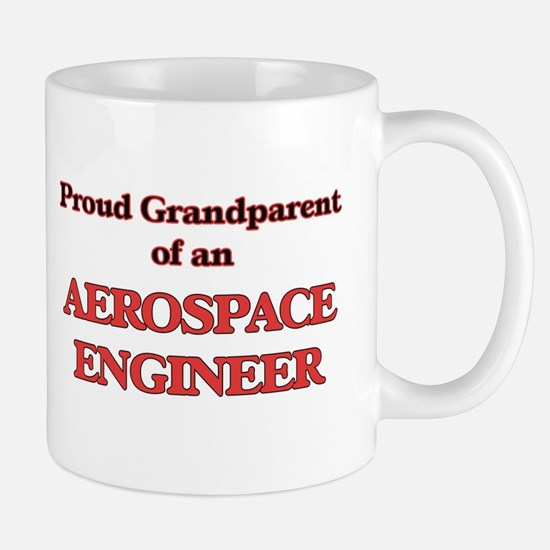Proud Grandparent of a Aerospace Engineer Mugs