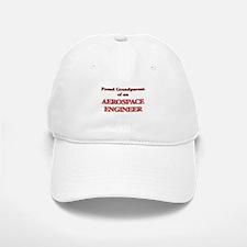 Proud Grandparent of a Aerospace Engineer Baseball Baseball Cap