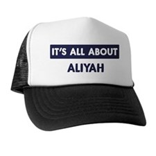 All about ALIYAH Trucker Hat