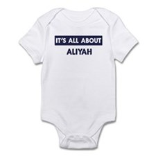 All about ALIYAH Infant Bodysuit