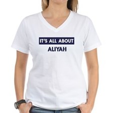 All about ALIYAH Shirt