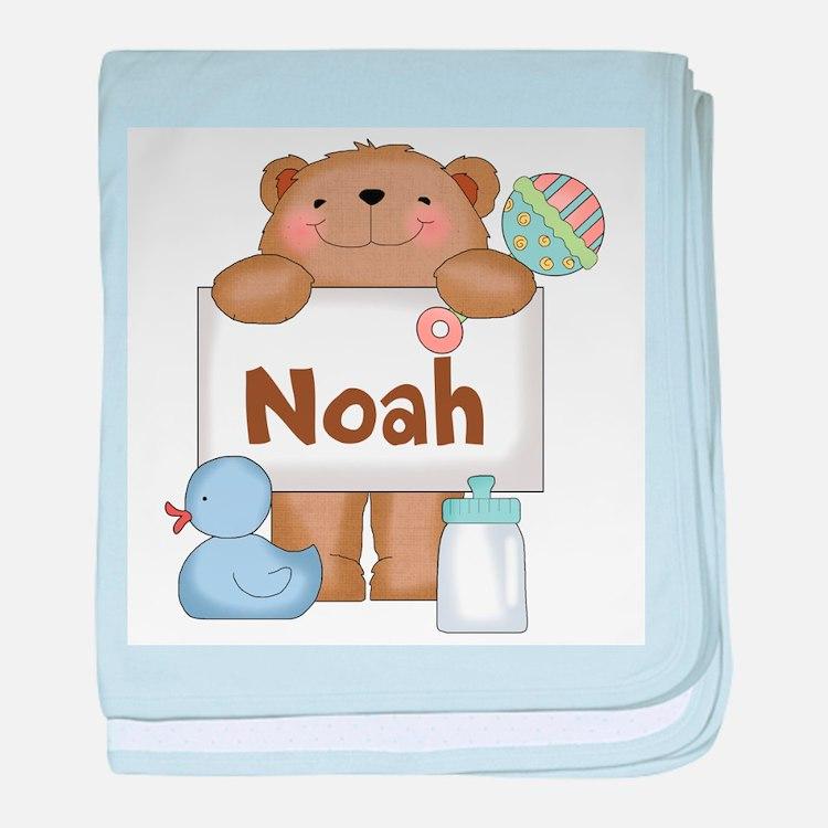 Noah's baby blanket