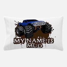 MUD TRUCK-01 Pillow Case