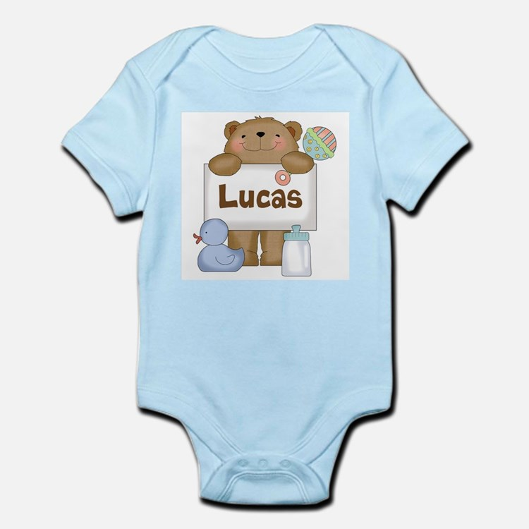 Lucas's Infant Bodysuit