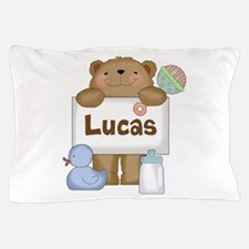 Lucas's Pillow Case