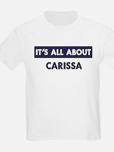 All about CARISSA T-Shirt