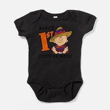 Cute Cinco de mayo Baby Bodysuit