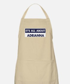 All about ADRIANNA BBQ Apron