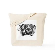 Unique Waltz Tote Bag