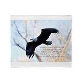 Eagle Fleece Blankets