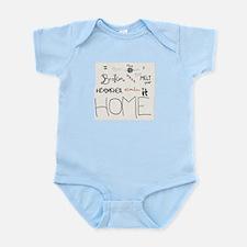 Cute Brendon Infant Bodysuit