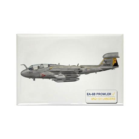 VAQ-131 Lancers Rectangle Magnet