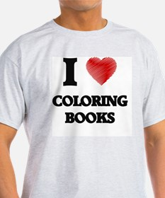 Cool Coloring books T-Shirt