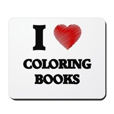 Coloring Book Mousepad