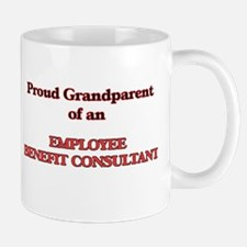 Proud Grandparent of a Employee Benefit Consu Mugs