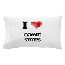 comic strip Pillow Case