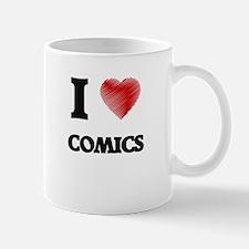 comic Mugs