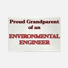Proud Grandparent of a Environmental Engin Magnets