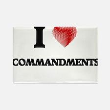commandment Magnets