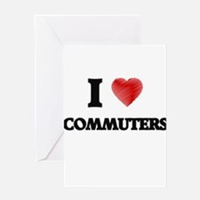 commuter Greeting Cards