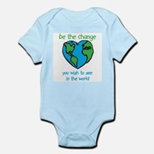 Cute Change Infant Bodysuit