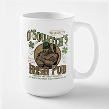O'Squatch's Irish Pub Mugs