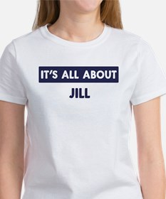 All about JILL Tee