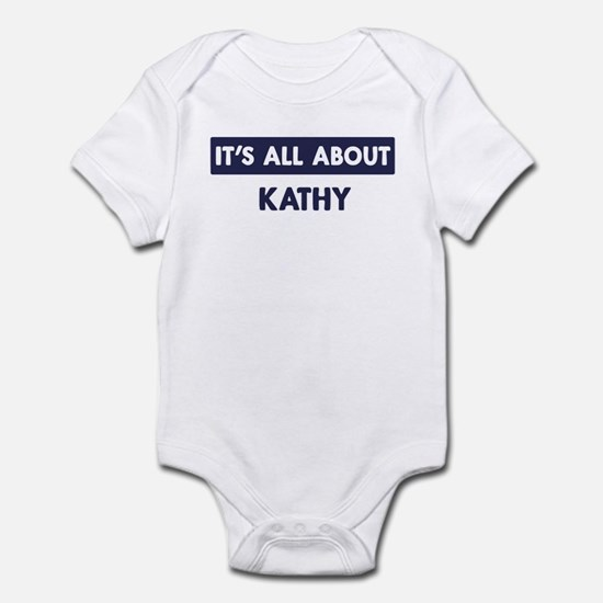 All about KATHY Infant Bodysuit