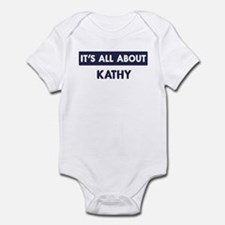 All about KATHY Onesie