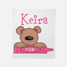 Keira's Throw Blanket
