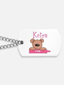 Keira's Dog Tags