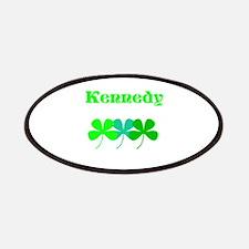 Kennedy (custom Surname) St. Patricks Day Patch