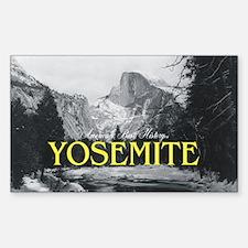 Yosemite Americasbesthistory.c Decal