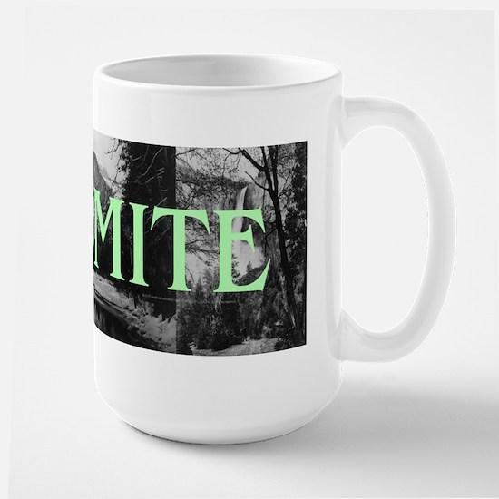 Yosemite Americasbesthistory.com Large Mug