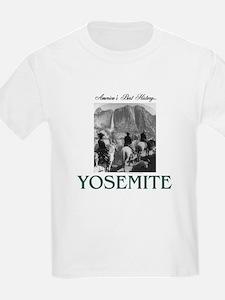 Yosemite Americasbesthistory.co T-Shirt