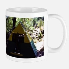 Camping is fun Mugs