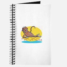 TPoPArt Sock Monkey Journal