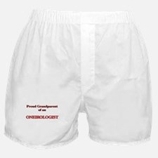 Proud Grandparent of a Oneirologist Boxer Shorts