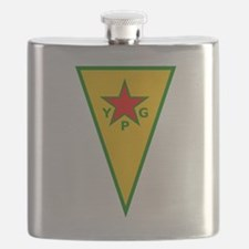 Funny Kurdistan Flask