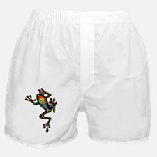 Cute Horned toad Boxer Shorts